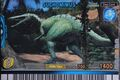 Suchomimus Card Eng S2 2nd