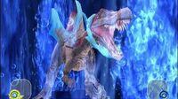 All Dinotector Dinosaurs - All Ultimate moves - Dinosaur King Awaken