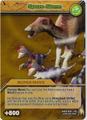 Spore Storm TCG Card 1-Gold