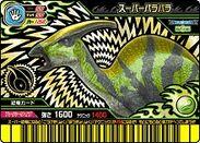 Parasaurolophus - Paris Super Card 2