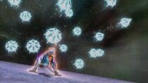 Snow Crystal (Cryolophosaurus) 04