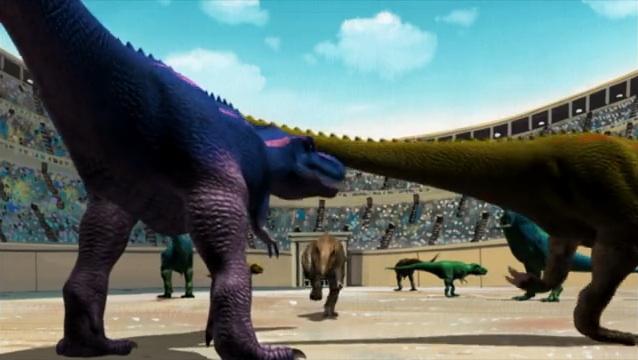 File:Tyrannosaurus (alternate colors) 1.jpg
