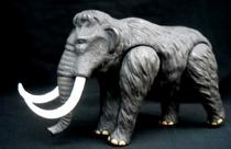 Mammoth toy