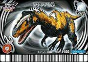 Sinraptor card