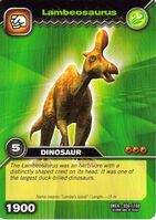 Dinoking b1 lambeosaurus