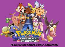 Pokemon Diamond and Pearl (Dinosaurkingrockz)