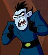 Dr. Drakken in Kim Possible A Sitch in Time