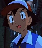 Ash Ketchum in Pokemon Heroes