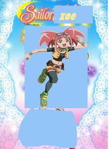 Sailor Zoe