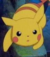 Pikachu in Pokemon the Movie 2000