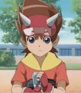 Max Taylor in Dinosaur King
