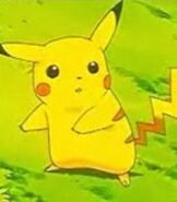Pikachu in Pokemon the First Movie
