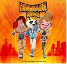 Dinosaurking (DinosaurKingRockz Style)