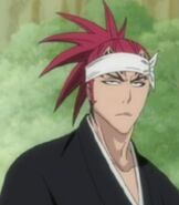 Renji Abarai (TV Series)