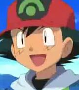 Ash Ketchum in The Mastermind of Mirage Pokemon