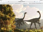 Outdated deinocheirus