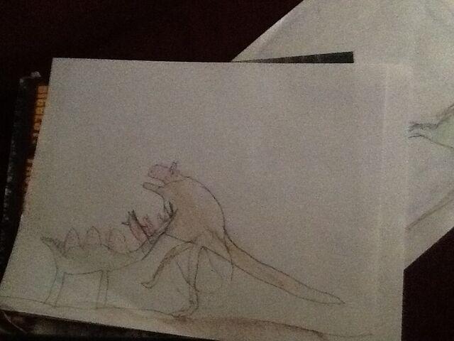 File:Stegosaurus vs Allosaurus.jpg
