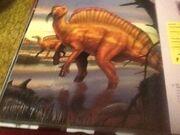 Ourannosaurus