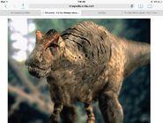 WWD allosaurus