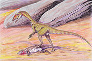 Megapnosaurus Drawing