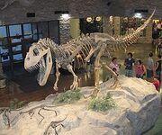 Torvosaurus Body