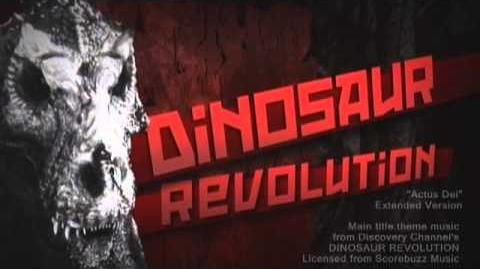 """Dinosaur Revolution Extended Theme - """"Actus Dei"""" - Scorebuzz Music"""