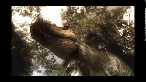 One Tribute about the most popular monster of the cretaceous,The Tyrannosaurus Rex(means ´´Tyrant Lizard King``).rex Tribute - Monster