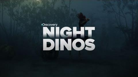 DANGER Attack of the Nighttime Dinosaur!-0