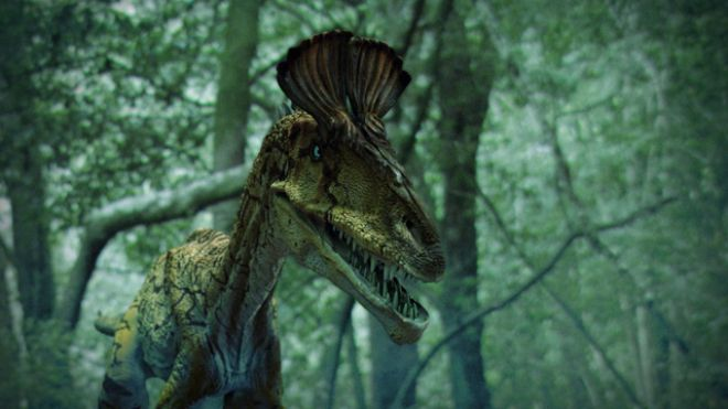 Image result for Cryolophosaurus dinosaur