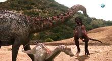 Dinosaur Revolution vs Good Neighbor 1