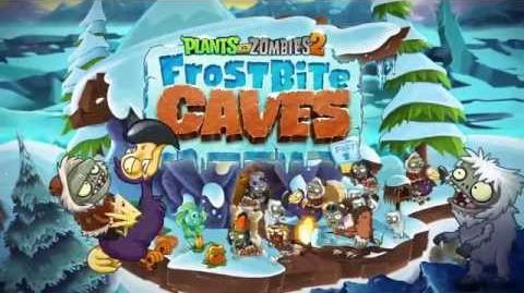 Plants vs. Zombies 2 Frostbite Caves Part 1 Coming Soon