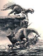Psittacosaurus (Riha2006)