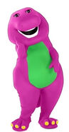 Barney the T-Rex