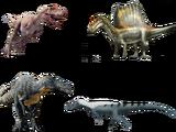 Megalosauroidea