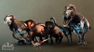 Prekingdomdinosaurs