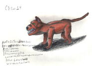 Tods amphicyon bear dog by generalhelghast d7t90ww