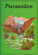 Pteranodon dinosaur lib series