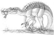 Baryonyx Complete by soxfox