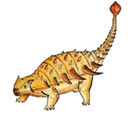 Bissektipelta archibaldi illustration