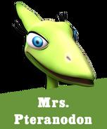 Mrs Pteranodon