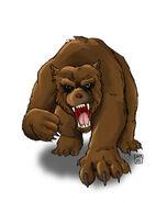 Kong chronicles cave bear by hawanja d1n1p85