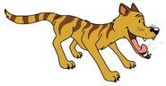 Thylacine by stretchnsnort d8nznvh-fullview