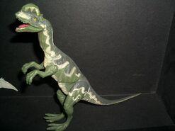 JP Dilophosaurus figure
