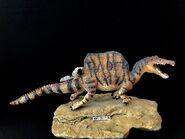 Swimming Spinosaurus Wild Safari by Safari Ltd
