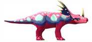 StyracosaurusTrain