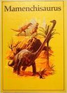 Mamenchisaurus (Dinosaur Library Series)