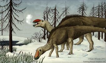 Ugrunaaluk | Dinopedia | Fandom