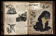 Dinopithecus dossier fanmade by djaymasi dcgfo5w