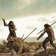 Fe134b6580e72dcd3949958b9c5a30c3--homo-stone-age