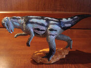 Pachycephalosaurus carnegie